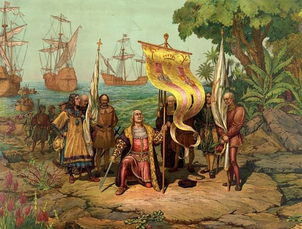 American History : The Legacy of Columbus