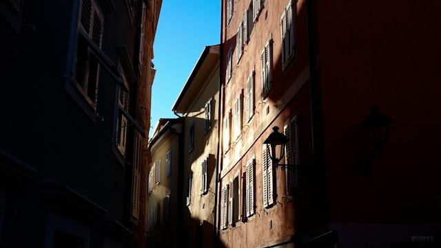 Vicolo di Città Vecchia a Trieste