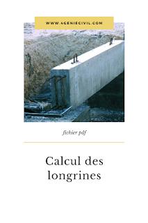 Calcul des longrines - pdf