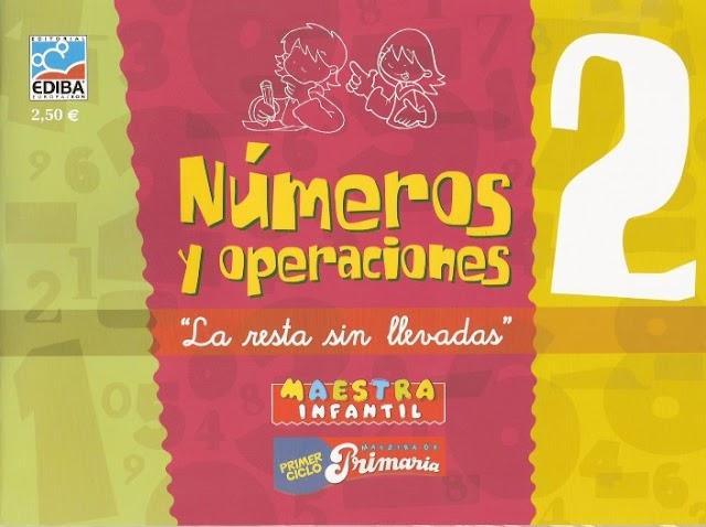 Números y Operaciones 2 – La resta sin llevada