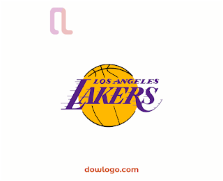 Logo Los Angeles Lakers Vector Format CDR, PNG