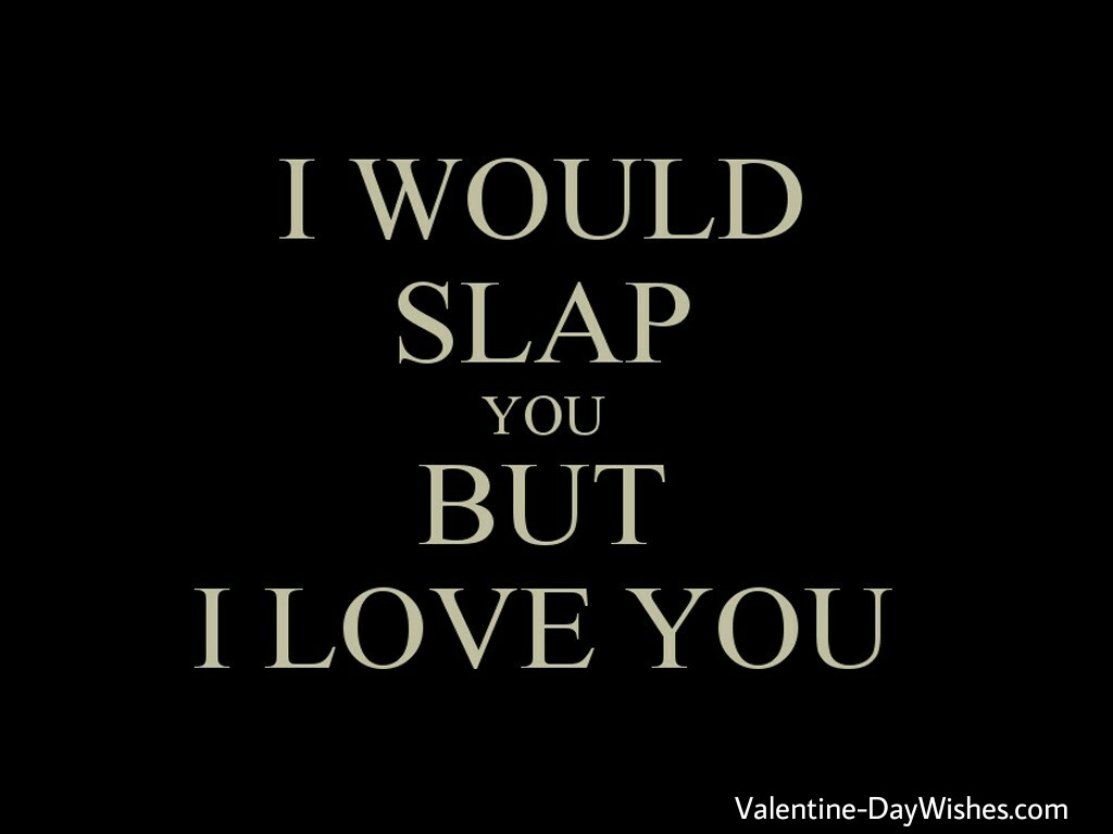Slap Day Quotes, SMS, Messages