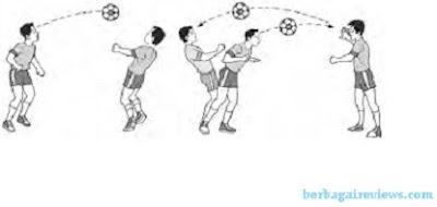 Bentuk Latihan Menyundul Bola - berbagaireviews.com