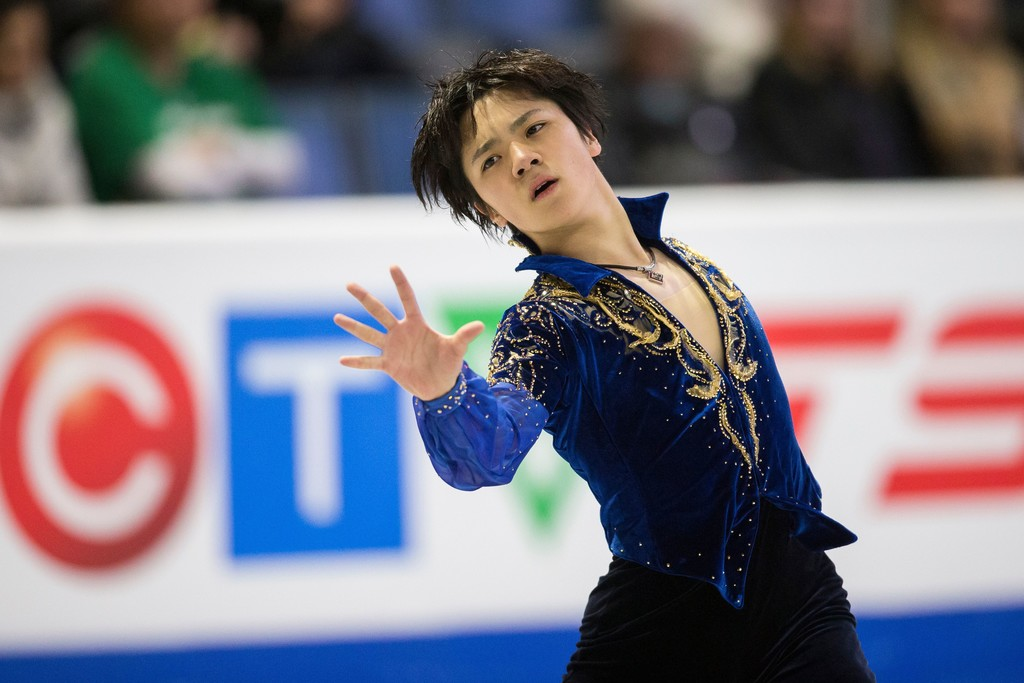 ICE STYLE..Skate Canada International 2015: Men and