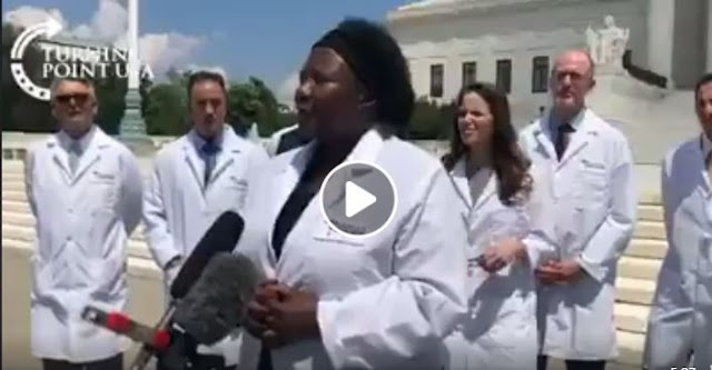 Nigerian doctor in the US shares how she cured over 350 COVID-19 patients with drug classifed as ineffective (video)