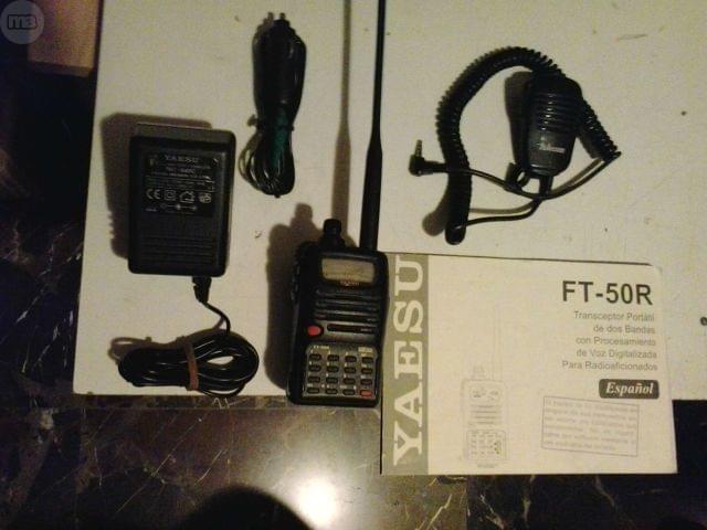 Yaesu FT-50R