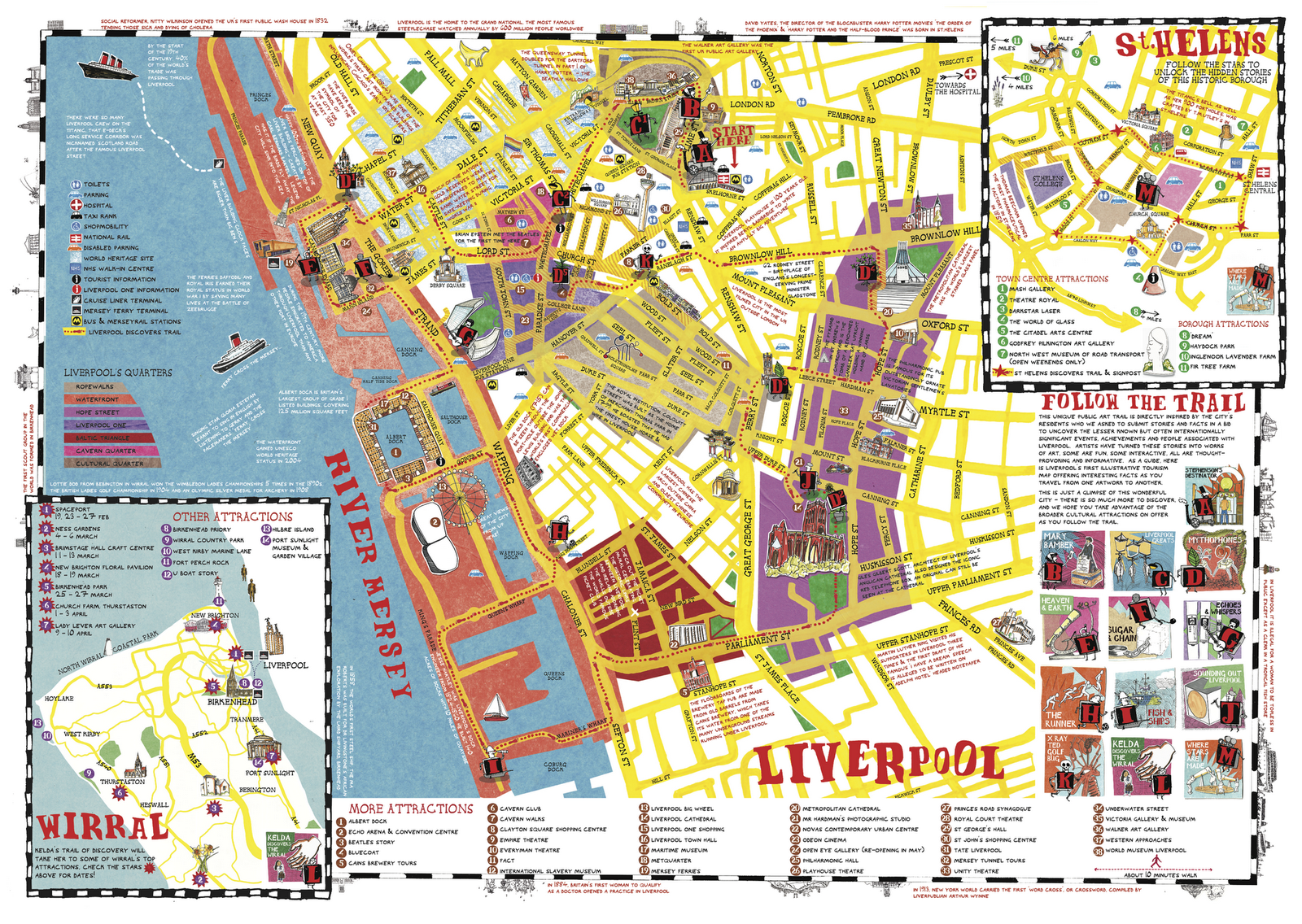 mistermunro Liverpool Discovers Map