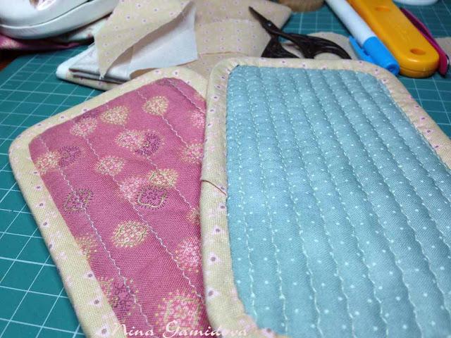 текстильный очешник своими руками