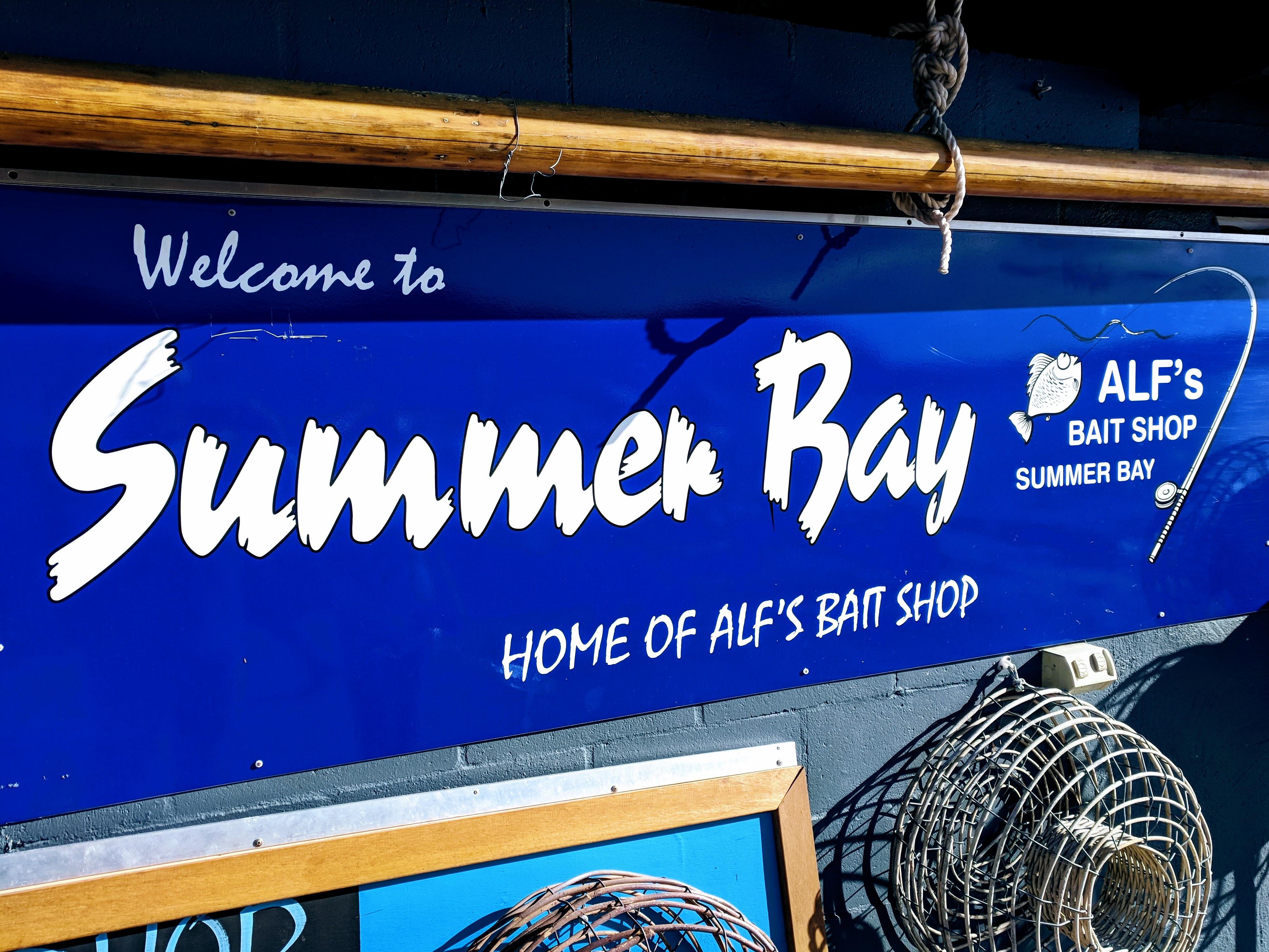 Alf's Bait Shop, Palm Beach (Sydney)