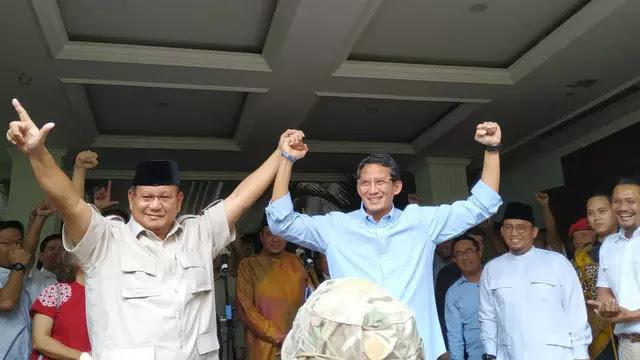 Kalah di MK, Prabowo-Sandi Masih Upayakan Langkah Hukum Lainnya