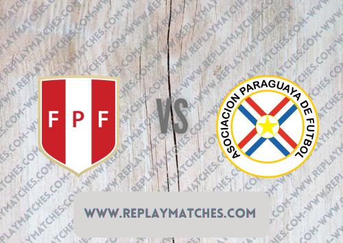 Peru vs Paraguay -Highlights 02 July 2021