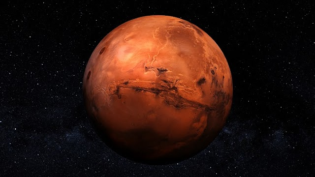 Earth-like Habitable Environments in the Subsurface of Mars