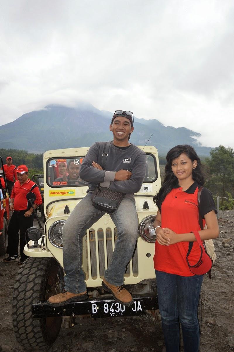 OffRoad Lava Tour Merapi
