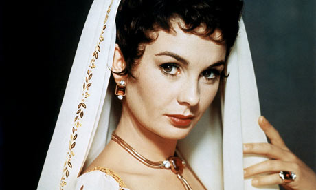 Jean Simmons as Lavinia in Spartacus (1960) movieloverreviews.filminspector.com