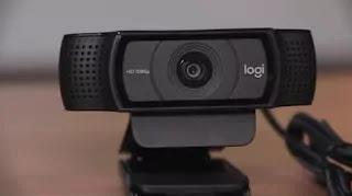 logitech hd pro web cam