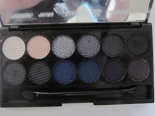 Sleek Makeup Bad Girl i-divine palette