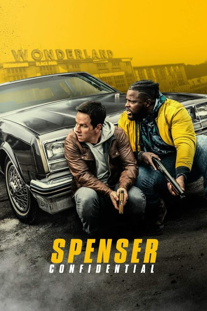 Movie: Spenser Confidential (2020)