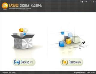 Eassos System Restore 2.0.3.566 Full Crack