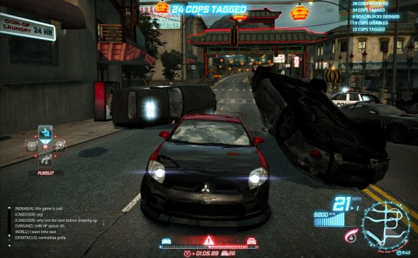 nfs world for win7