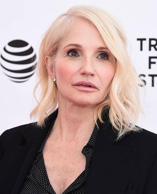 short haircut for older women over 50