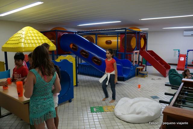 Hotel Ferradura Resort Búzios área kids