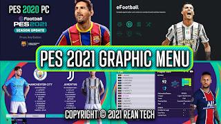 Images - RT Graphics Menu Mod PES 2021 by Rean Tech