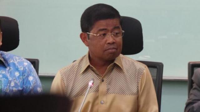 Kampanyekan Jokowi di Saat Tugas Menteri, Idrus Langgar UU ASN