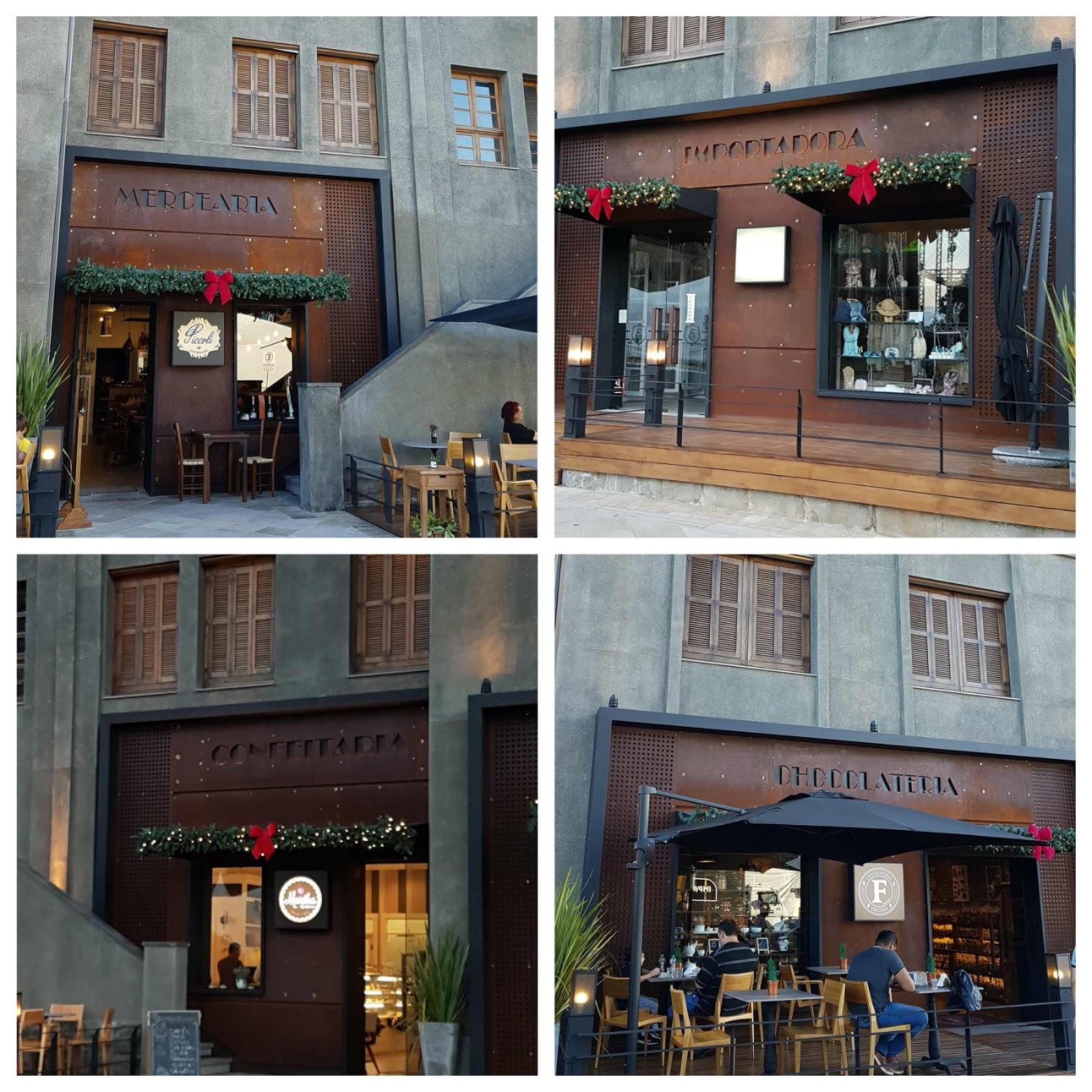 Onde comer em Canela :Casa Auxiliadora 40 e Dile Valduga Ristorante.
