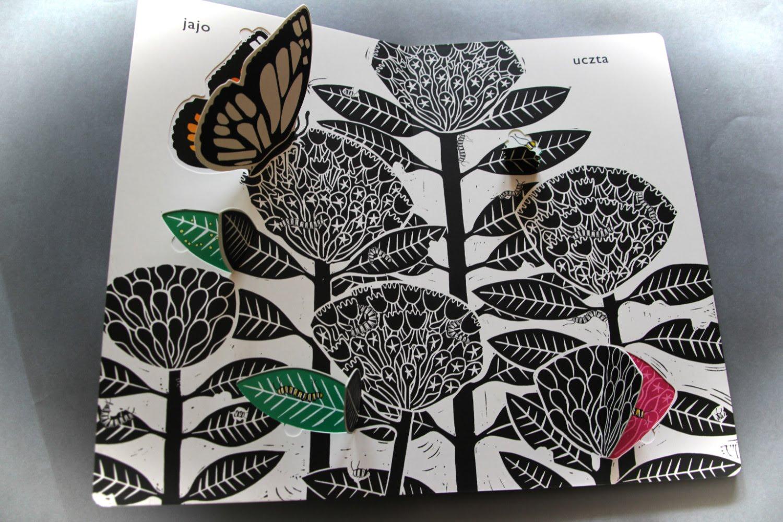 """Ogród motyli"" Laura Weston"