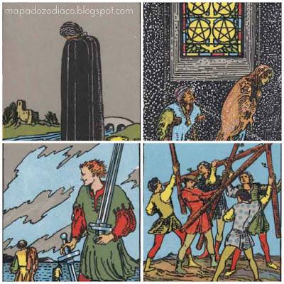 significado das cartas de numero 5 no tarot