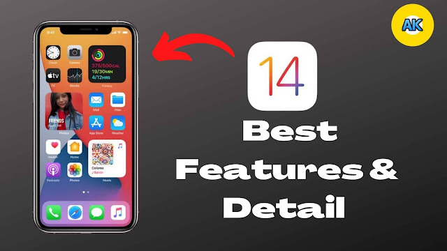 iOS 14 Best Features & Detail