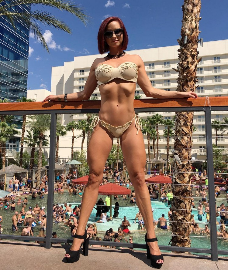 Christy Ann - The NPC's Hottest Bikini Fitness Model