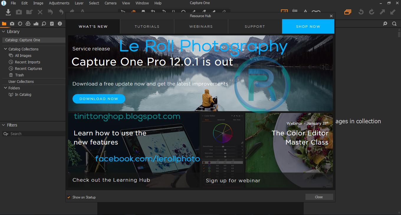 Cập Nhật Capture One v12 0 1 57 Mới Nhất ~ Tin công nghệ - Photoshop