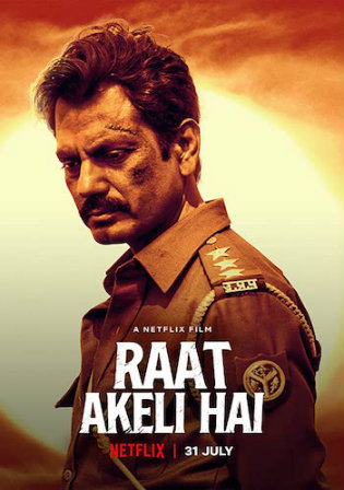 Raat Akeli Hai 2020 WEB-DL 400MB Hindi Movie Download 480p