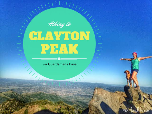 Hiking to Clayton Peak via Bloods Lake Trailhead