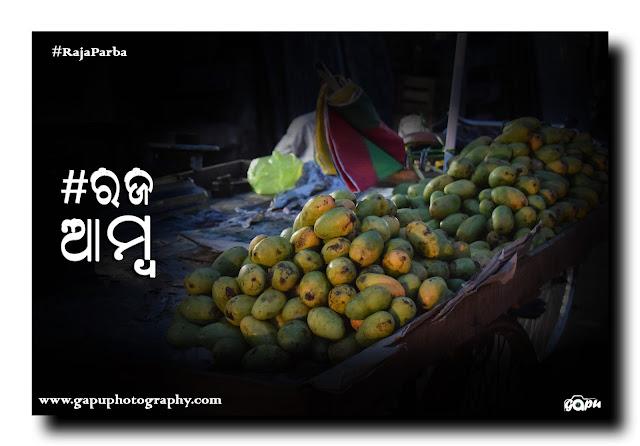 Mango Market in Odisha