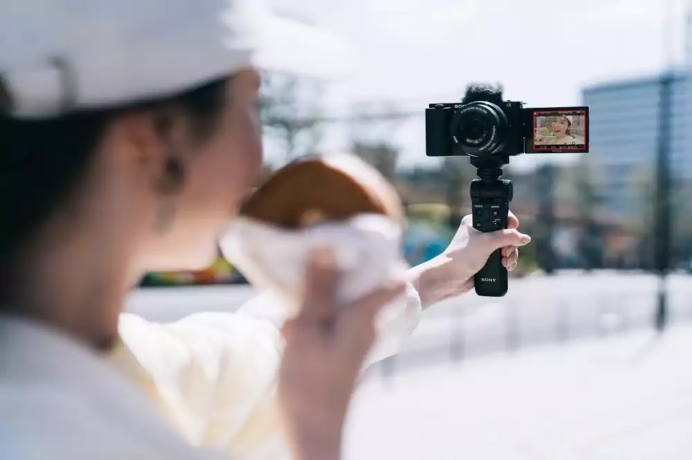 Sony Alpha ZV-E10 for Creators