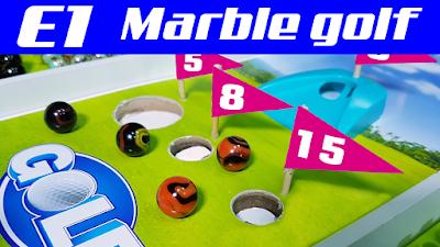 marble race , marble run