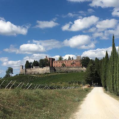 I paesaggi delle colline del Chianti