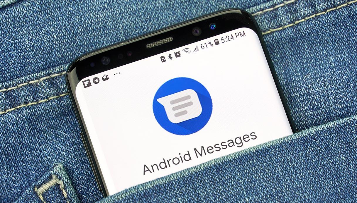 5 nuove funzioni in Google Messaggi