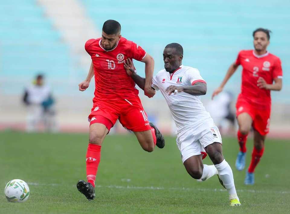 موعد مباراة تونس أمام غينيا الإستوائية