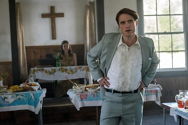 Robert Pattinson. Foto de Netflix.