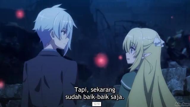 Choujin Koukousei-tachi wa Isekai demo Yoyuu de Ikinuku you desu! Episode 08 Subtitle Indonesia