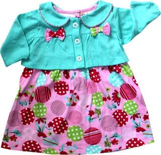 Baju Bayi Lucu Bolero Motif Cantik Terbaru
