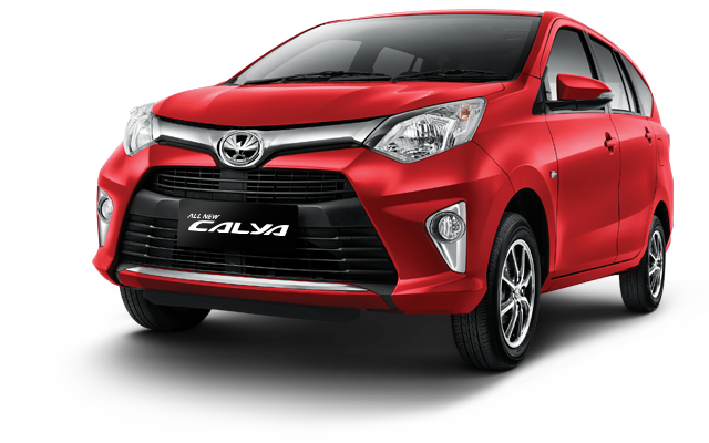 Kredit Toyota Calya Pekanbaru