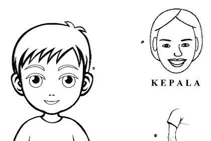 700 Gambar Anak Tk Tema Diri Sendiri  Paling Baru