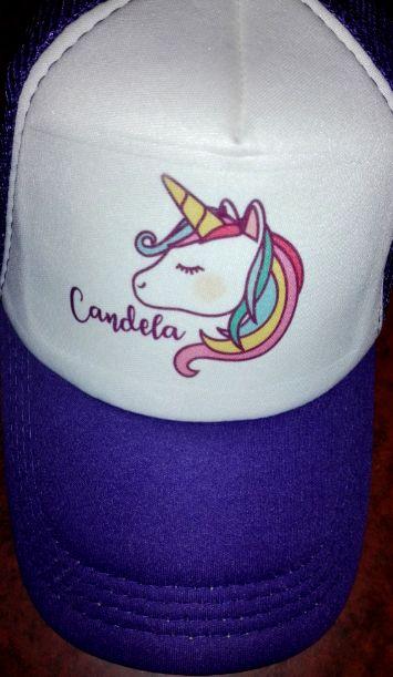 diseño gorras