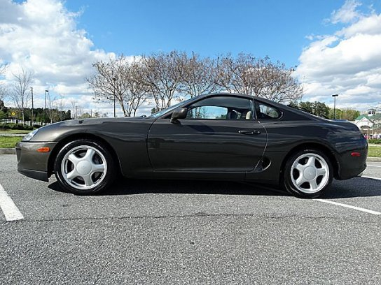 1993 toyota supra mkiv for sale turbo tuesday 1 may 17 2016. Black Bedroom Furniture Sets. Home Design Ideas