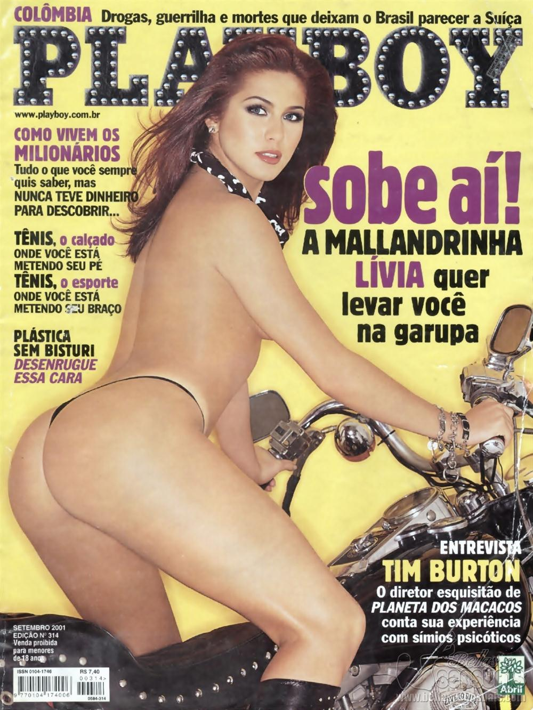 Fotos De Livia Andrade Pelada livia andrade nua na playboy de 2001