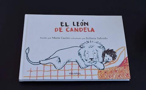 «El león de Candela», de María Castro y Juliana Salcedo (Silonia)